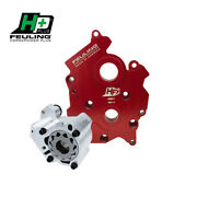 Feuling 7196 Hp Plus Oil Pump And Camplate Kit Oil-cooled M8 Models