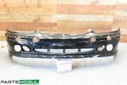 00-06 Mercedes W220 S600 S430 S500 Lorinser Front Bumper Cover Assembly Black