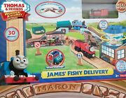 Thomas And Friends Jamesand039 Fishy Delivery Set New Limited/special Edition