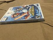 Mario And Sonic At The Olympic Winter Games - Nintendo Wii New Factory Sealed