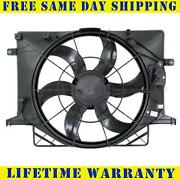 Radiator Fan For Hyundai Fits Genesis Coupe 2.0l L4 Hy3115127