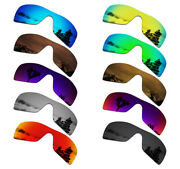 New Polarized Replacement Lenses Fits For Batwolf Sunglasses Glasses
