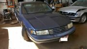 Driver Rear Side Door Without Euro Option Manual Fits 90-94 Lumina Car 73493