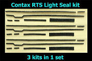 【new】light Seal Kit3sets For Contax Rts From Japan 796