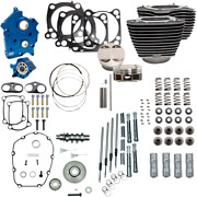Sands Cycle 310-1053a Power Package Gear Drive Oil Cooled Highlighted Fins - M8