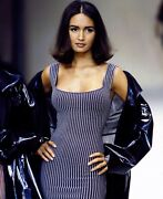 Azzedine Alaia Vintage Runway Sexy Fitted Dress Highly Collectible