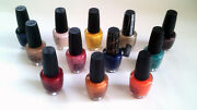 Opi Nail Polish Lacquer Assorted Colors Rare Open Stock -choose Color- Full Size