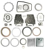 Duo-deluxe Overhaul Kit With Steels, Zf4hp22, 1984-up,d69006a Dk8200a Zf 4hp22