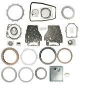 Deluxe Overhaul Kit With Steels, Zf4hp22, 1985-up, D69006a Dk8200a Zf 4hp22