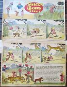 Buster Brown And Tige In India Comic 1909 New York Herald R F Outcault