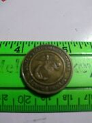 United States Marine Corps Foundation Toys For Tots Train Token Coin Usmc 20-379