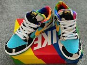 Nike Sb Ben And Jerrys Chunky Dunky Uk10/us11 Brand New With Original Box
