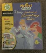 My First Leap Pad Leap Frog Disney Enchanted Counting Tales New Leappad