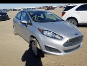 2019 Ford Fiesta S Complete Engine Transmission Airbag Harness