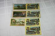 Antique 'home Of' 7 Postcard Lot Taylor Abbot Costello Garland Crosby Longshaw