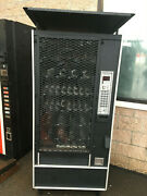 Automatic Products 6600 Snack Vending Machine Cage Car Wash Out Door Use