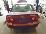 Passenger Quarter Panel Without Ground Effects Fits 03-08 Corolla 9850626