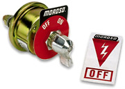 Moroso Heavy Duty Switch Battery Disconnect 175 Amps Twist Style Race /drag /rv