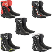 2021 Alpinestars Smx Plus V2 Vented Street Motorcycle Boots Pick Size And Color