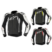 2020 Alpinestars Gp Tech V2 For Tech Air Race Leather Jacket - Pick Size And Color