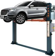 2 Post Lift /car Vehicle Ramp 4t Two Post/auto Release Inc. Install