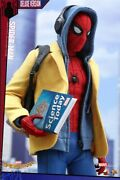 Hot Toys Spider-man Homecoming Deluxe +shipper Mms426 New Free Shipping