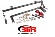 Bmr Suspension Xtreme Anti-roll Kit Black Hammertone Rear For 05-14 Ford Mustang