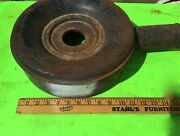 Studebaker 6 Cyl. Air Cleaner Part 18 X 13 X 6 Inches. Used. Item 12029