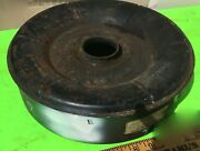 Studebaker 6 Cyl. Air Cleaner Part 13 X 13 X 6 Inches. Used. Item 12030