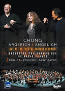 Chung Argerich Angelich ...-live At Theatre Antique Doran Uk Import Dvd New