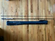 Cabelas St. Johns 9and039 Fly Fishing Rod Model Cb-128 With Sock