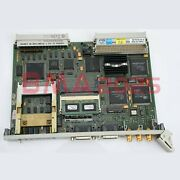 1pc Used Plc Processor Motherboard 6es5581-0ed14 Tested Fully Free Ship Sm99