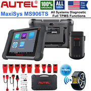 Autel Maxisys Ms906ts Obd2 Car All Systems Scanner Tpms Programming Key Coding