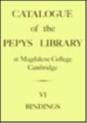 Mckitterick-catalogue Of The Pepys Library At Magdal Uk Import Bookh New