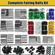 For Yamaha Sportbike Complete Fairing Bolts Kit Fastener Accessories Clips Mp