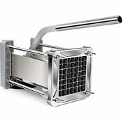 French Fry Cutter Professional Potato Stainless Steel With Free Ship