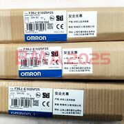 1pc Brand New Omron F3sj-e1025p25 Safety Grating 1 Year Warranty Dhl Free Ship