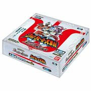 Battle Spirits Collaboration Booster Ultra Hero Large Assembly New Unopened