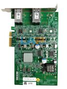 1pcs Used For Adlink Pcie-poe4+ Rev. A4 Video Image Acquisition Card