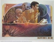 Leo And Diane Dillon - World's End - Signed + Numbered Print