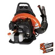 Echo Leaf Blower Tube Throttle Gas 2-stroke Cycle Backpack Large Yards 63.3cc