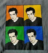 Vintage 2000s David Copperfield Magic T-shirt Size Large ,houdini,magician