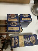 Lot New Stock Vintage Auto Ampco Brushes Rx41 Ex37 Fx5s Fx5t Ex452 Free Shipping