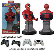 Cable Guys Spiderman Spider Man Controller Phone Charging Cradle Holder Stand