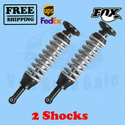 Fox Shocks Kit 2 0-2 Lift Front For Ford F150 4wd 2009-2013