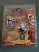 Pirates Of The Caribbean At Worldand039s End Spinning Medallion Keychain