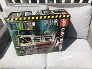 Lego 75827 Ghostbusters Firehouse Headquarters New Dented Box Broken Seals Open