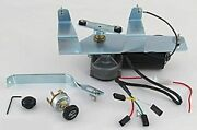 E1ap9511 12v Wiper Motor Kit Fits 1954 - 1955 Chevy First Series Truck New
