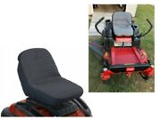 Universal Lawn Mower Seat Cover Craftsman Riding Garden Tractor Small Classic
