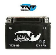 Battery Scooter Motorcycle Quad Ytx9-bs Ytx9 Bs 12v 8ah New